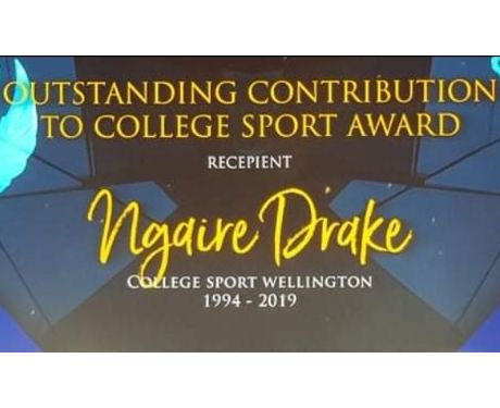Read Article » - Ngaire Drake Wins Award